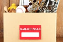 A Tag Sale Can Be Financially Wise and Therapeutic