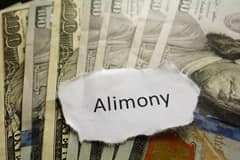 There's a Silver Lining to Paying Alimony