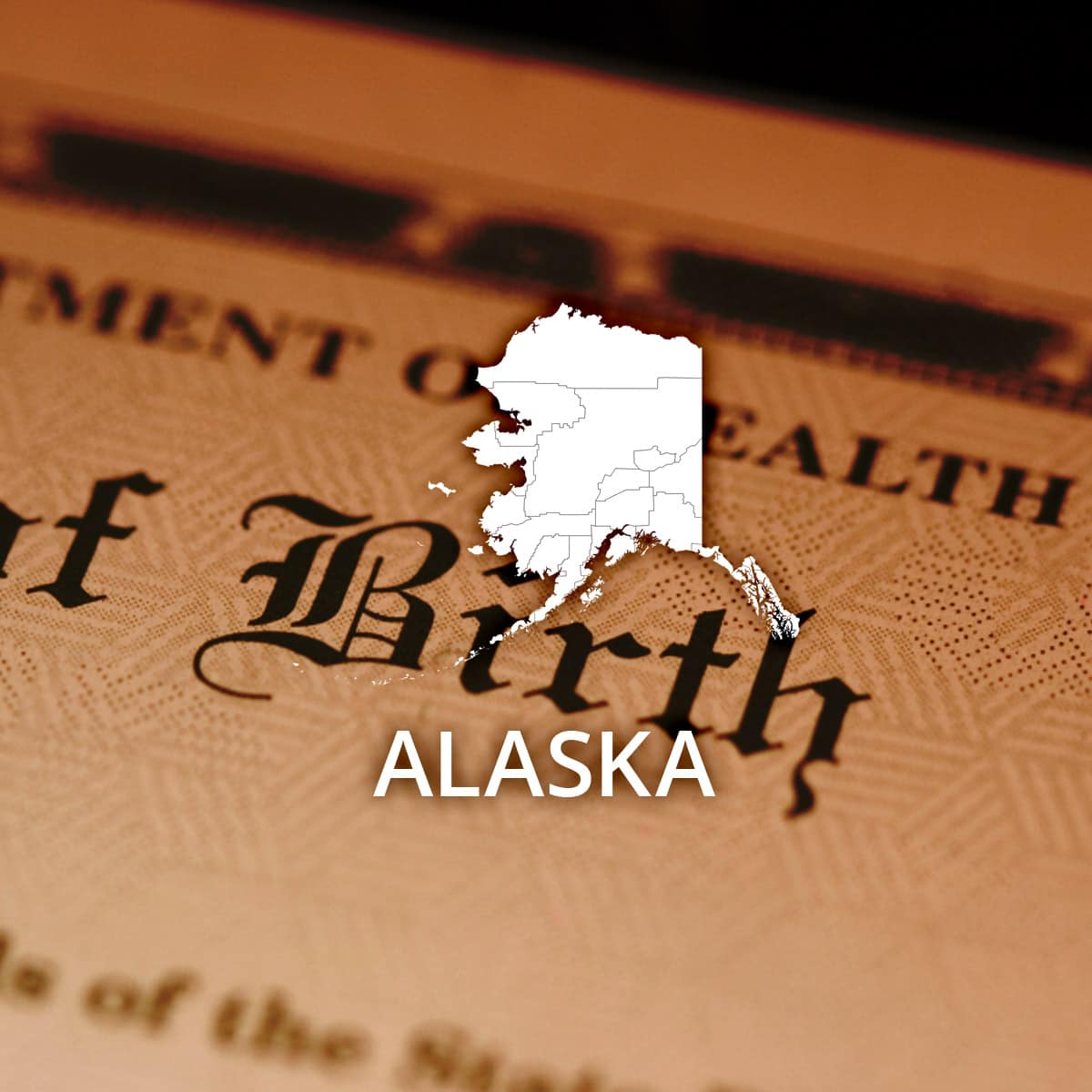 Where to Obtain a Alaska Birth Certificate