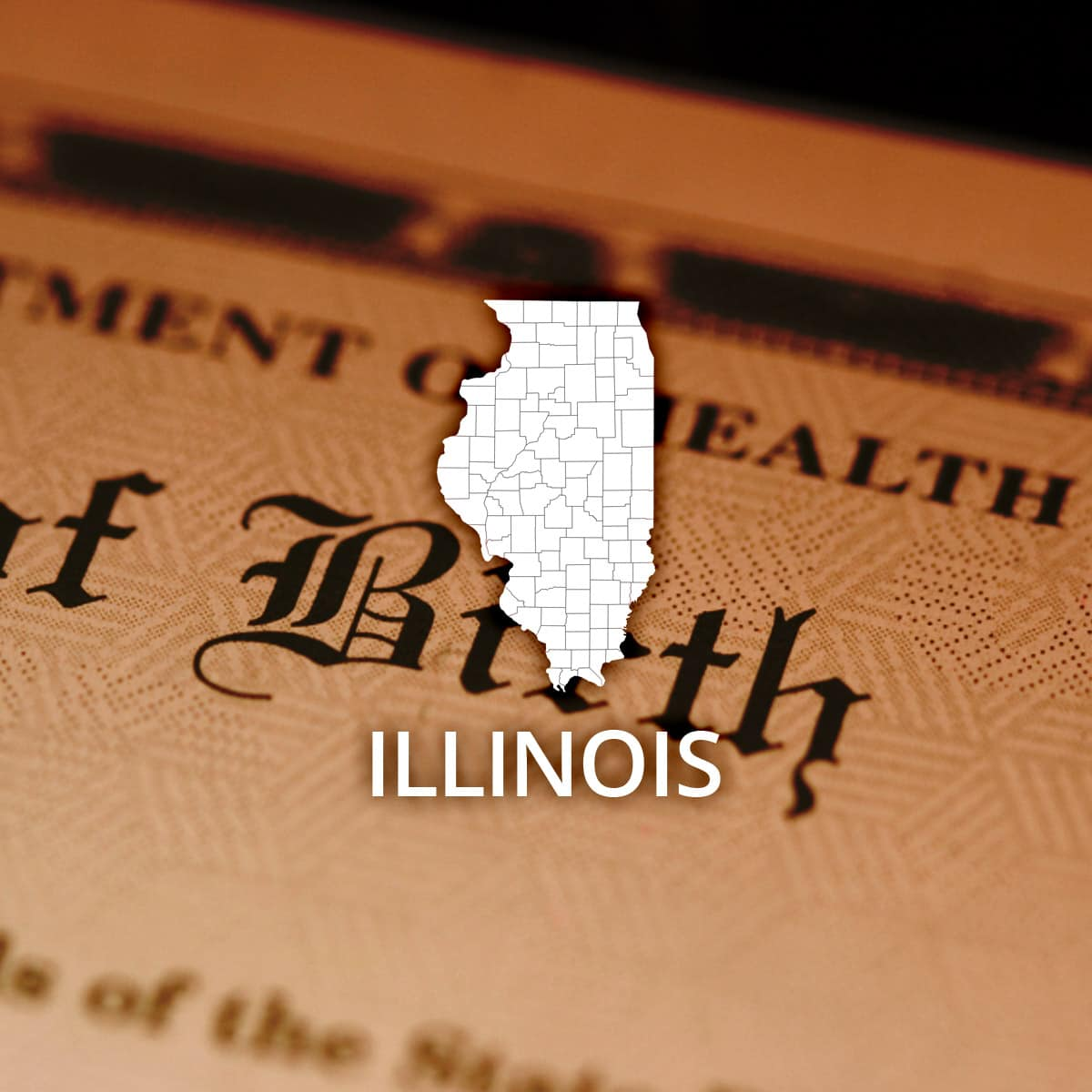 Where to Obtain an Illinois Birth Certificate