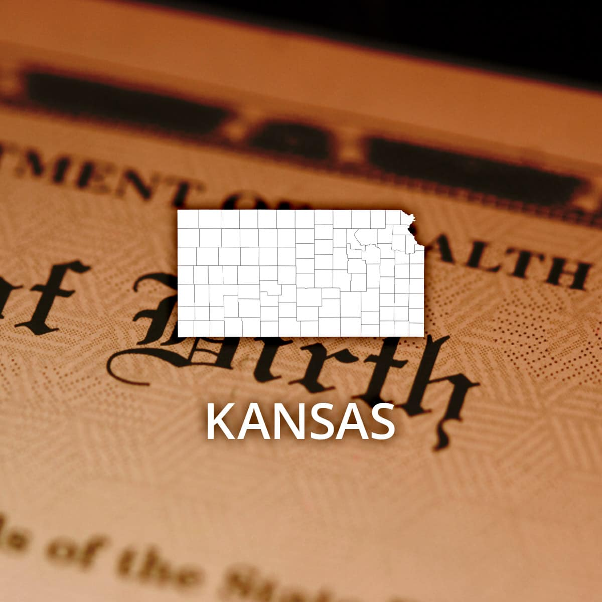 Where To Obtain A Kansas Birth Certificate
