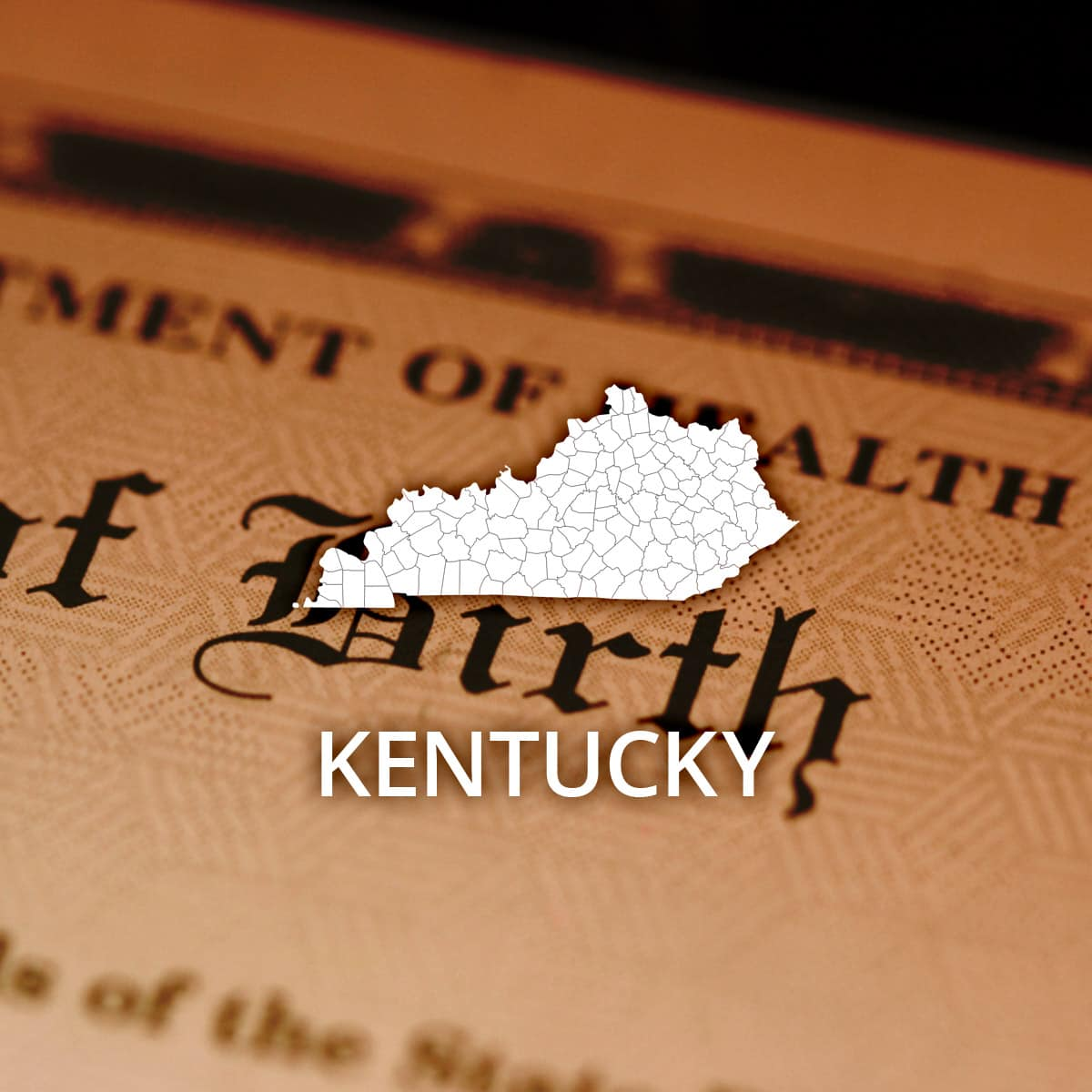 Where to Obtain a Kentucky Birth Certificate