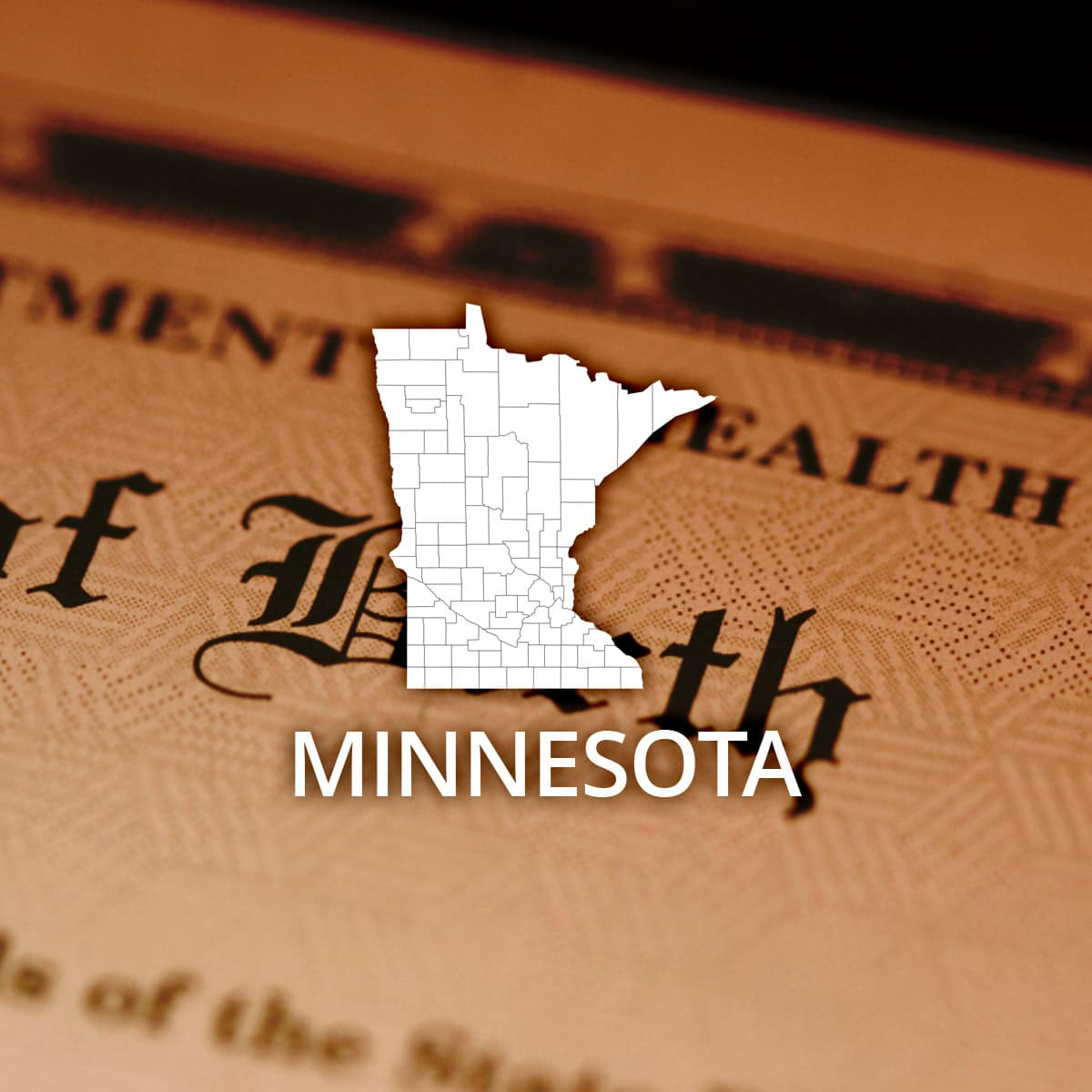 Where To Obtain A Minnesota Birth Certificate
