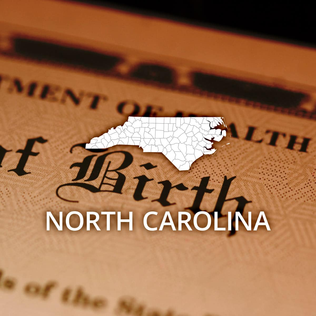 Where to Obtain a North Carolina Birth Certificate
