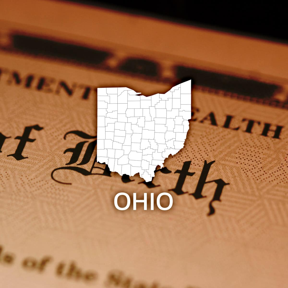 Where to Obtain a Ohio Birth Certificate