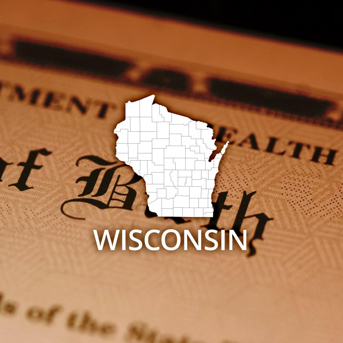 Where to Obtain a Wisconsin Birth Certificate