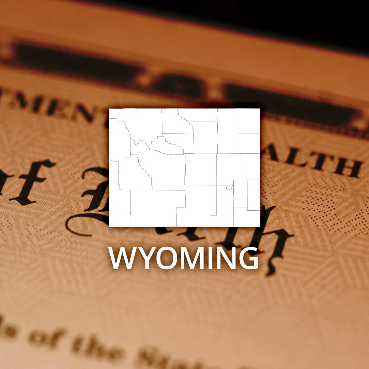 Where to Obtain a Wyoming Birth Certificate