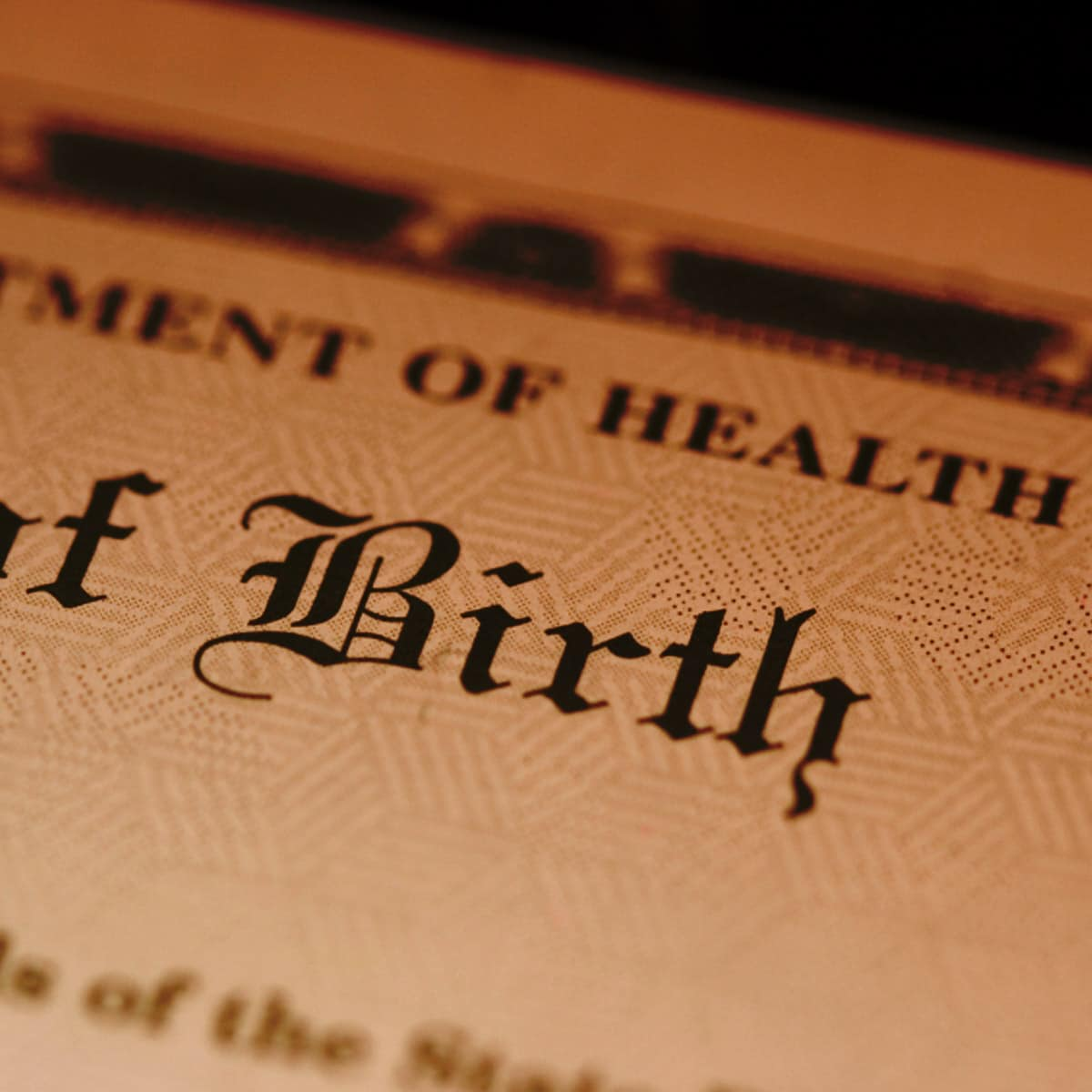 How to Obtain a Birth Certificate