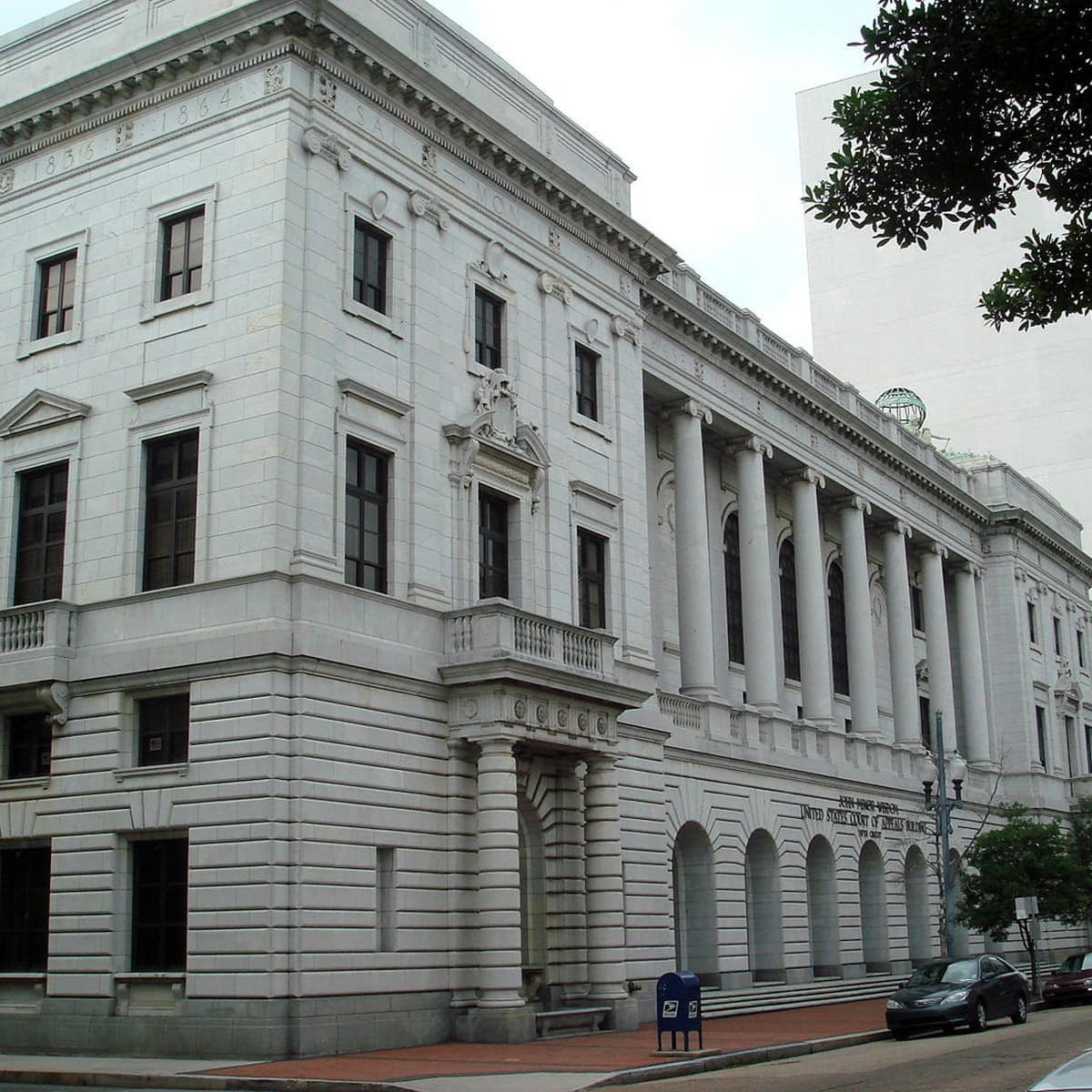 United States Fifth Circuit Court of Appeals