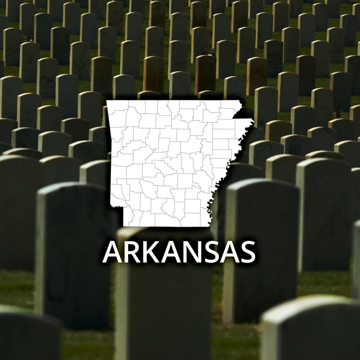 Where to Obtain a Arkansas Death Certificate