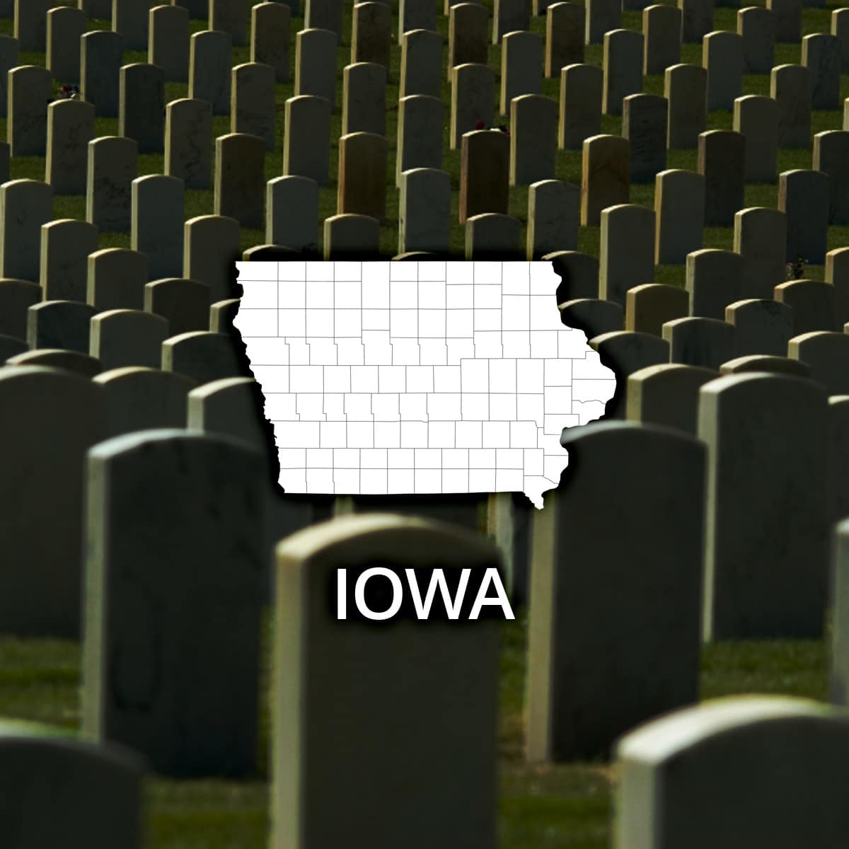 Where to Obtain a Iowa Death Certificate
