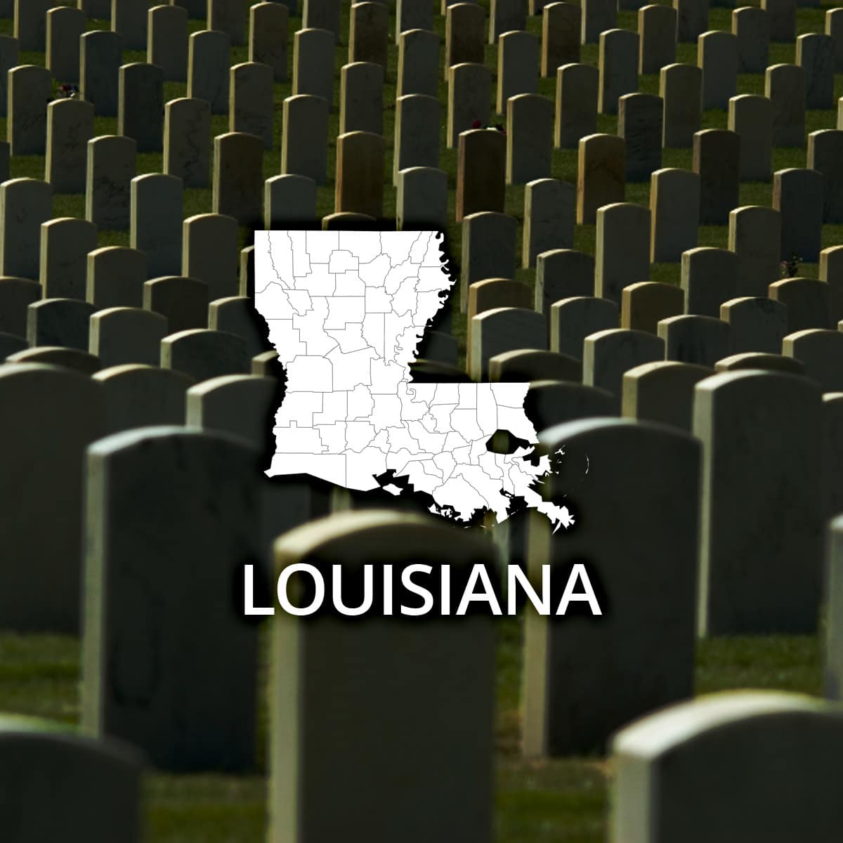 Where to Obtain a Louisiana Death Certificate