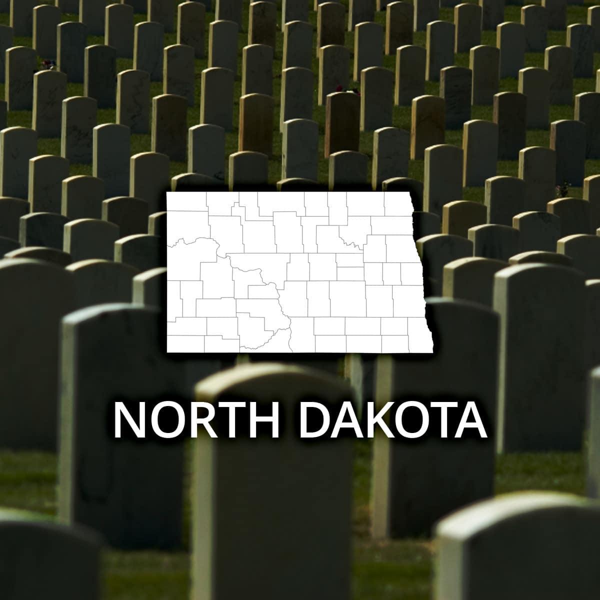 Where To Obtain A North Dakota Death Certificate