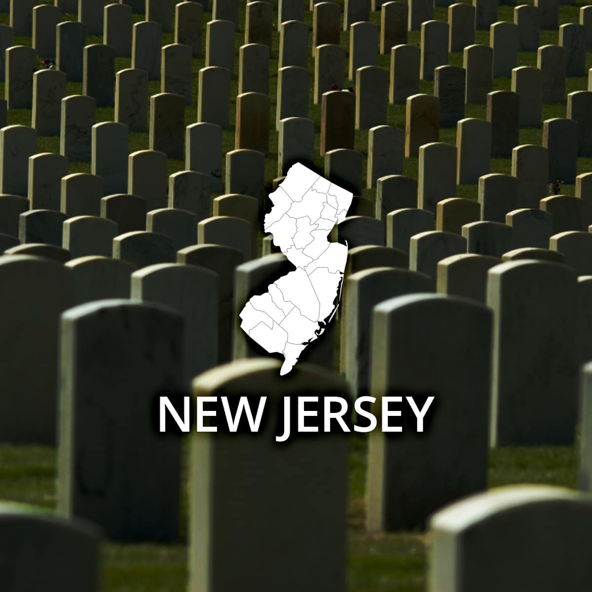 Where to Obtain a New Jersey Death Certificate