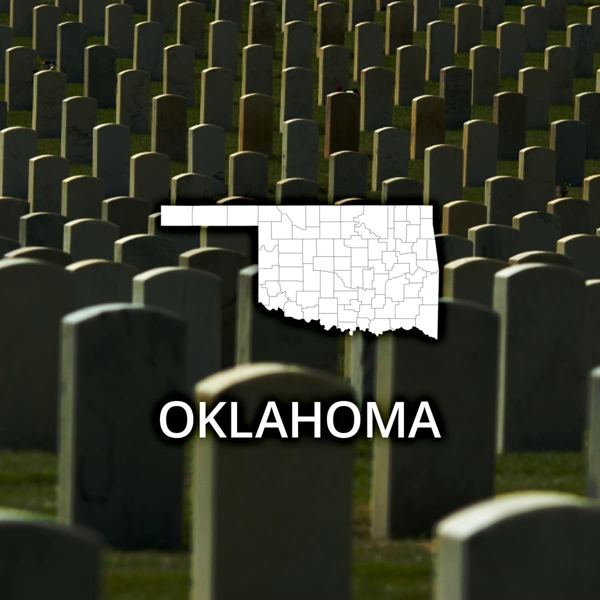 Where to Obtain an Oklahoma Death Certificate