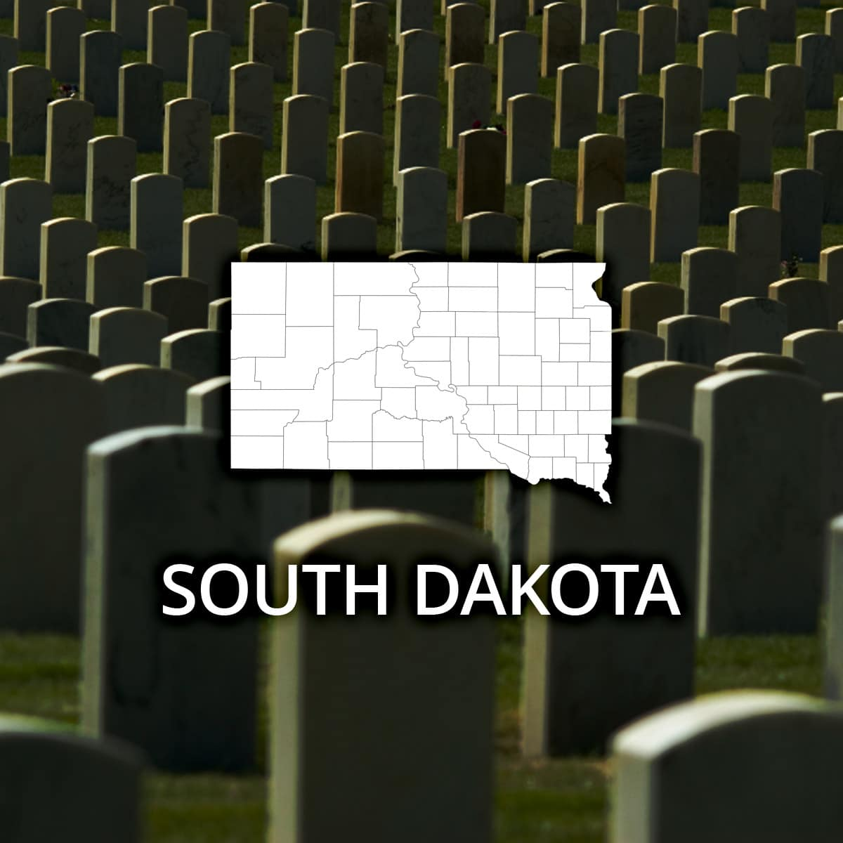 Where to Obtain a South Dakota Death Certificate