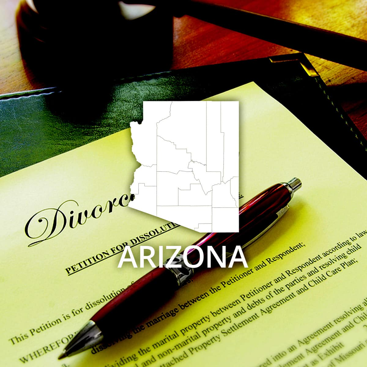 Where to Obtain an Arizona Divorce Certificate