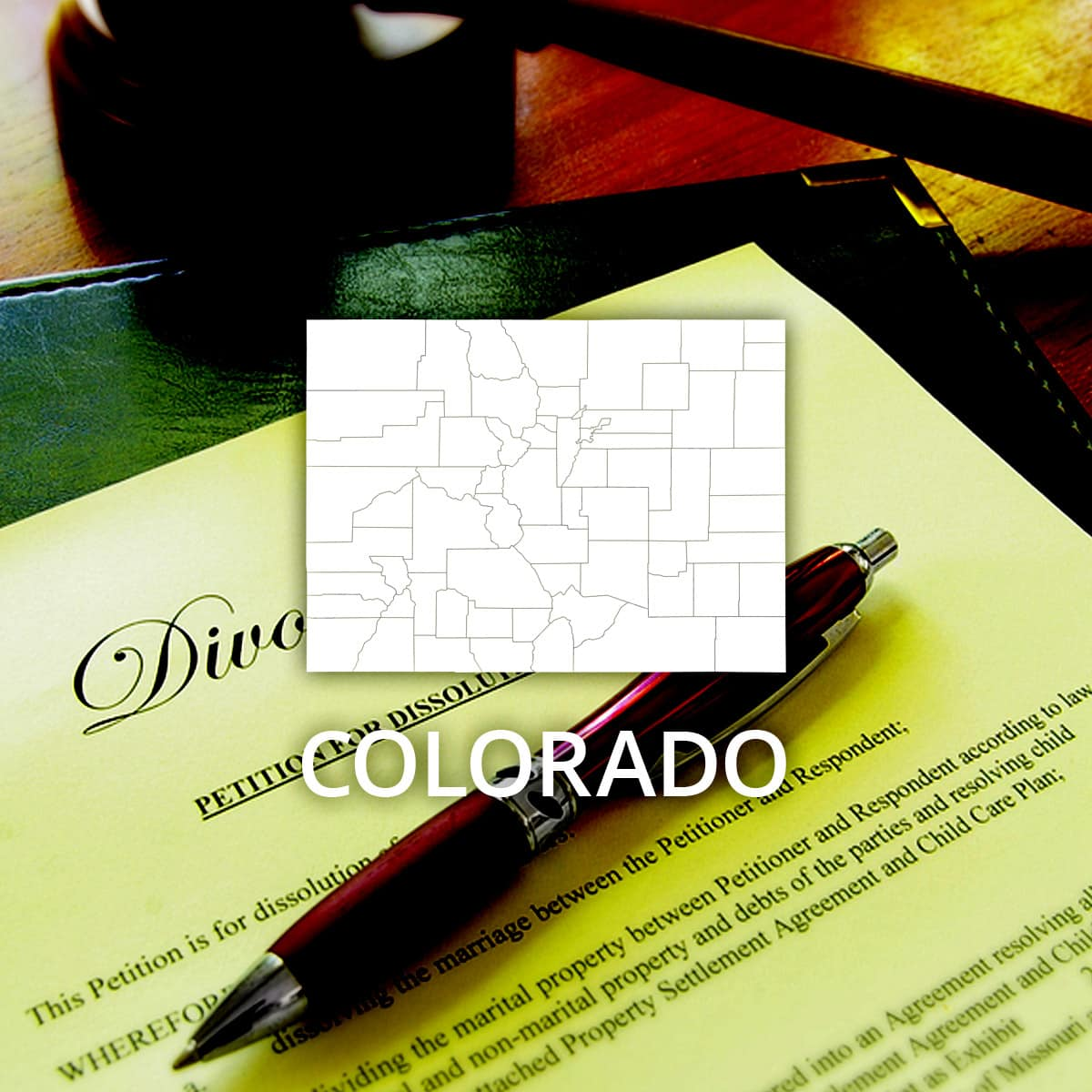 Where to Obtain a Colorado Divorce Certificate