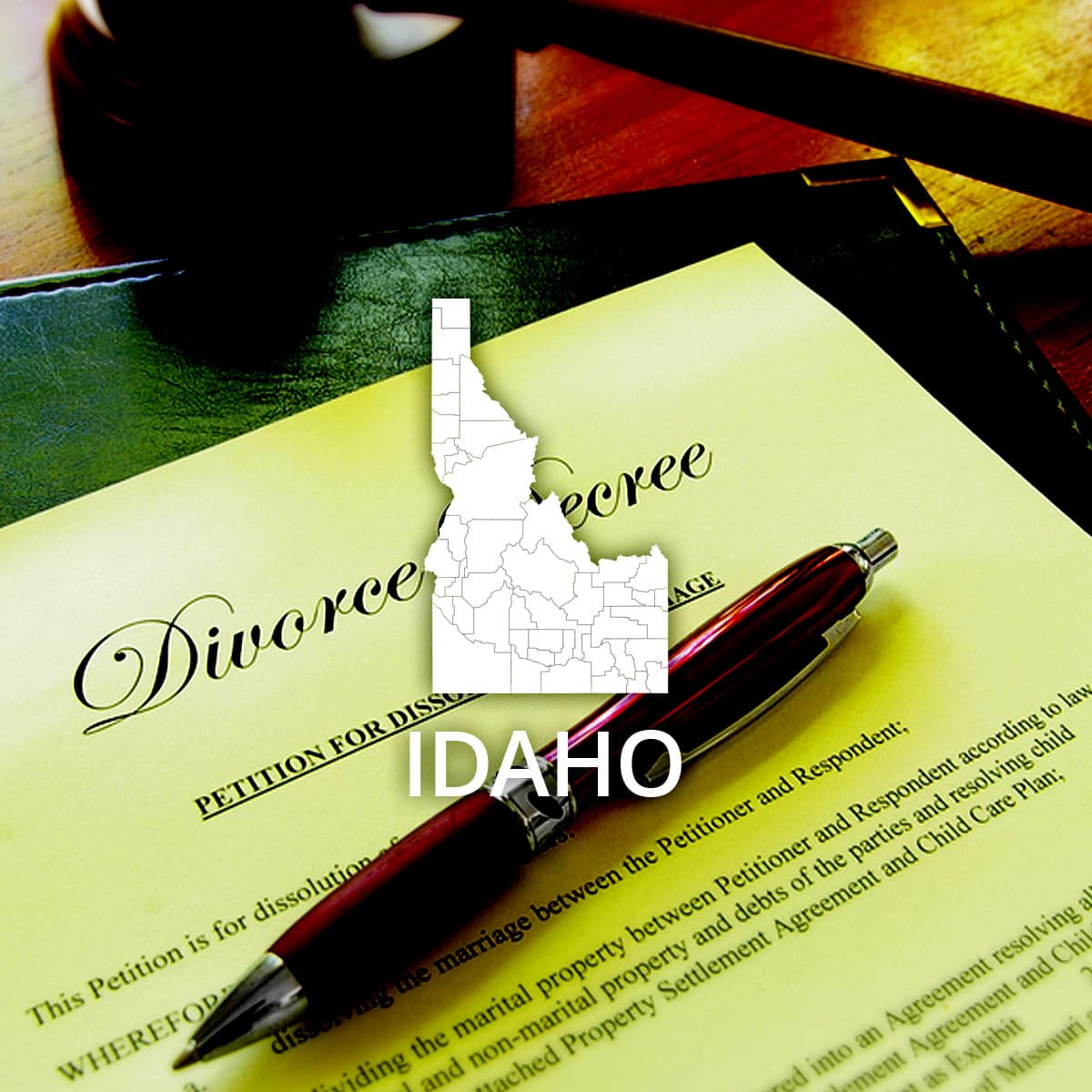 Where to Obtain an Idaho Divorce Certificate