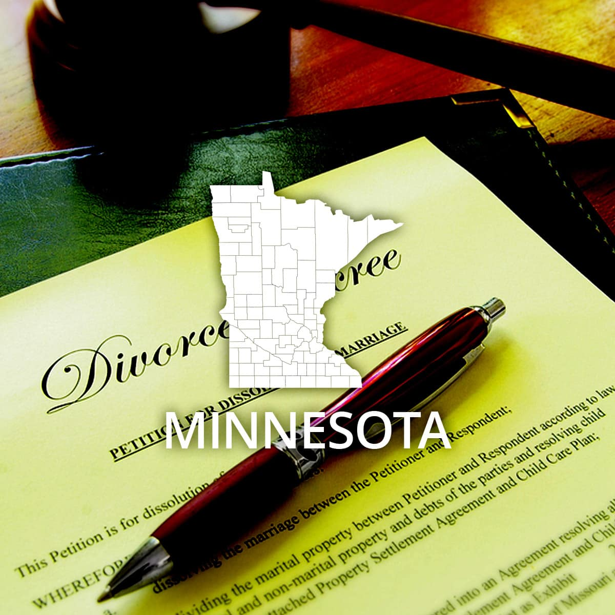 Where to Obtain a Minnesota Divorce Certificate