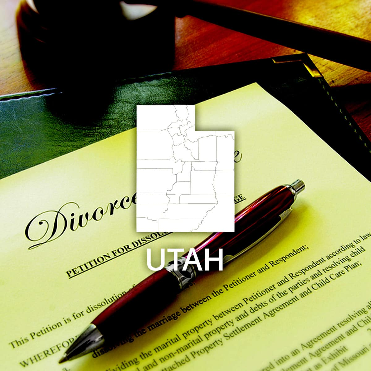 Where to Obtain a Utah Divorce Certificate
