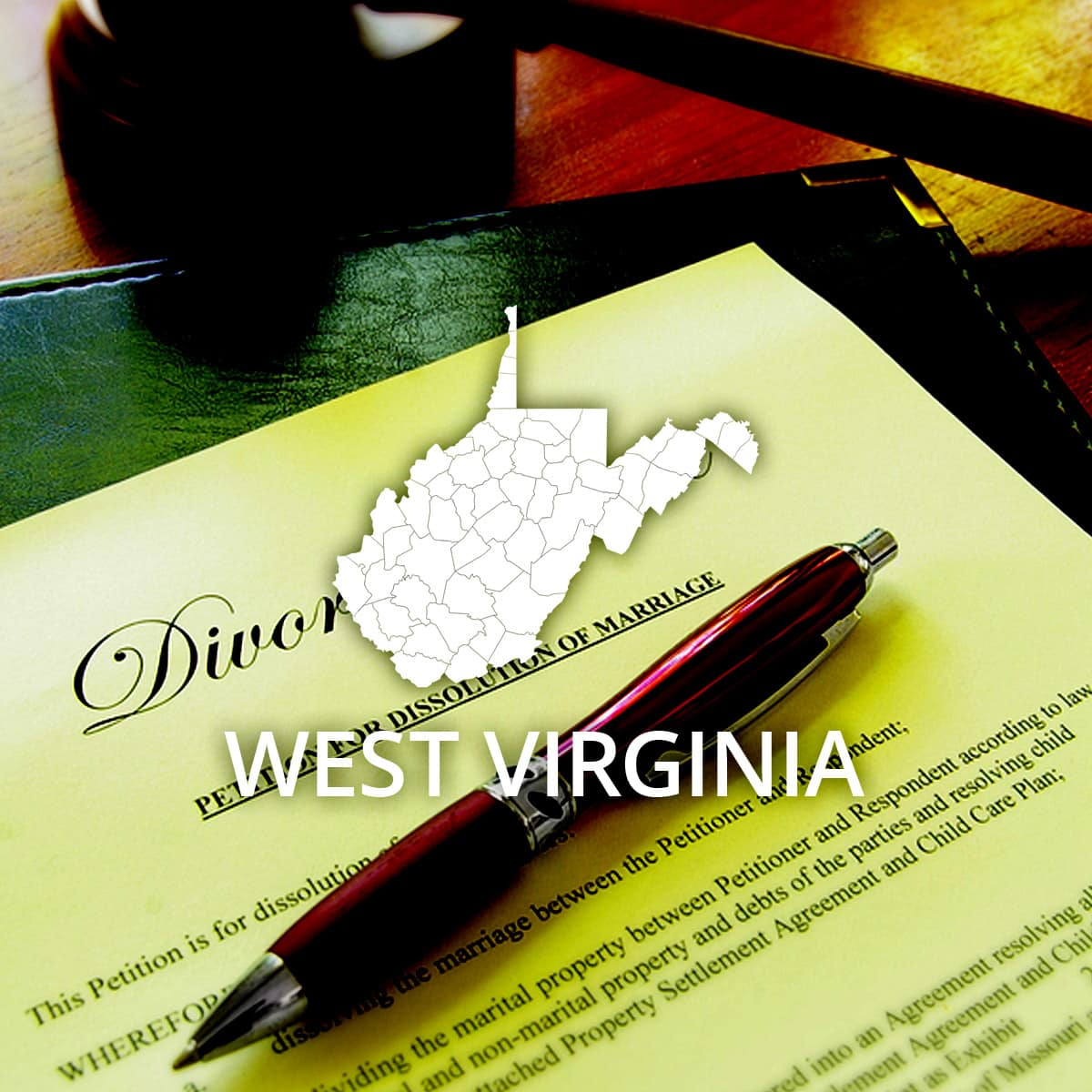 Where to Obtain a West Virginia Divorce Certificate