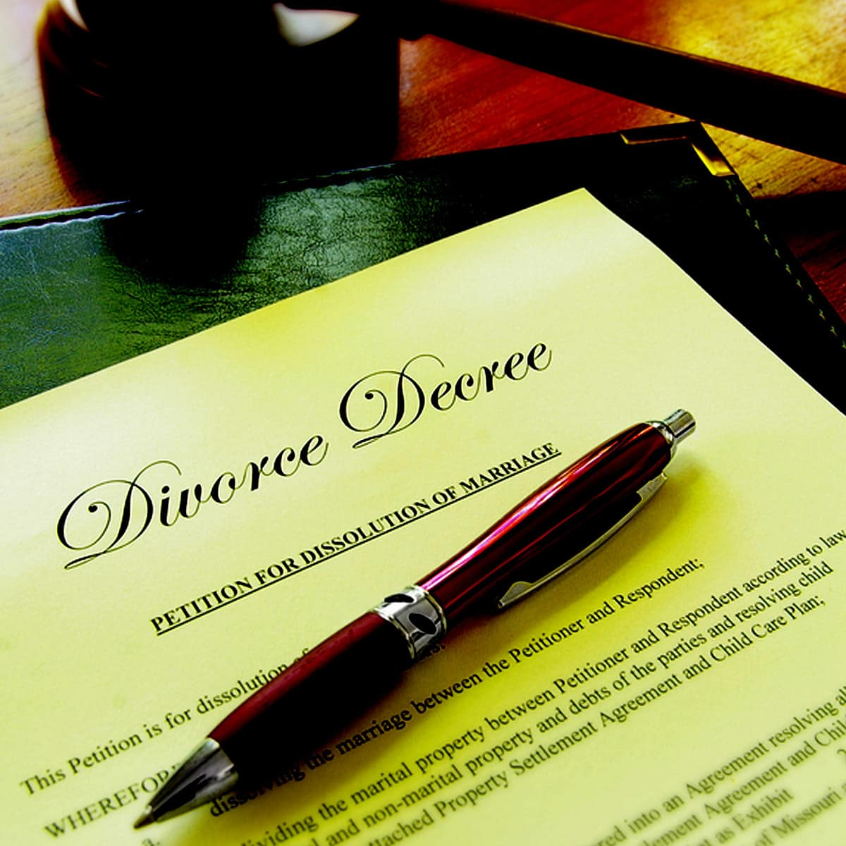 How to Obtain a Divorce Certificate