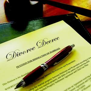 Divorce Records Search