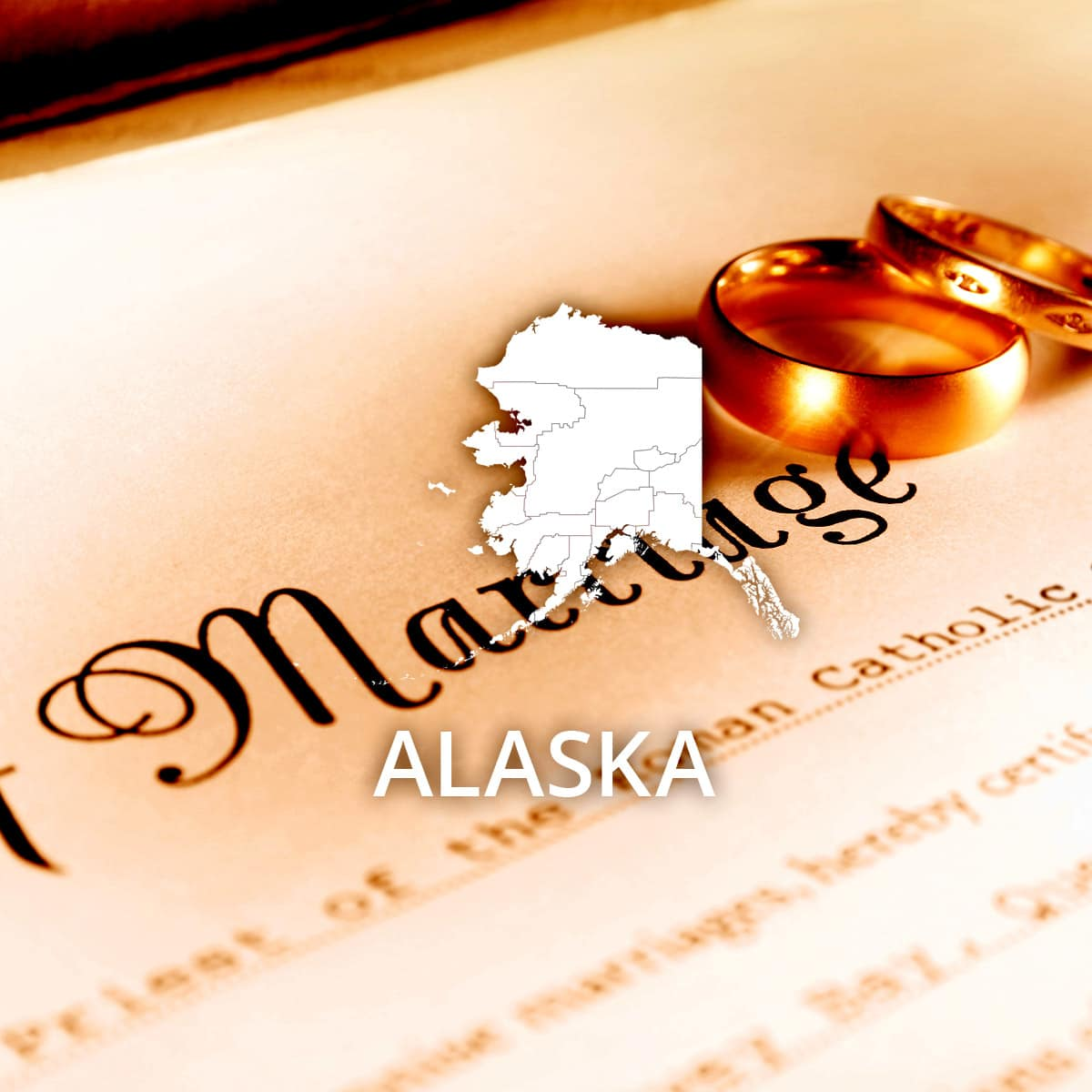 Where to Obtain an Alaska Marriage Certificate