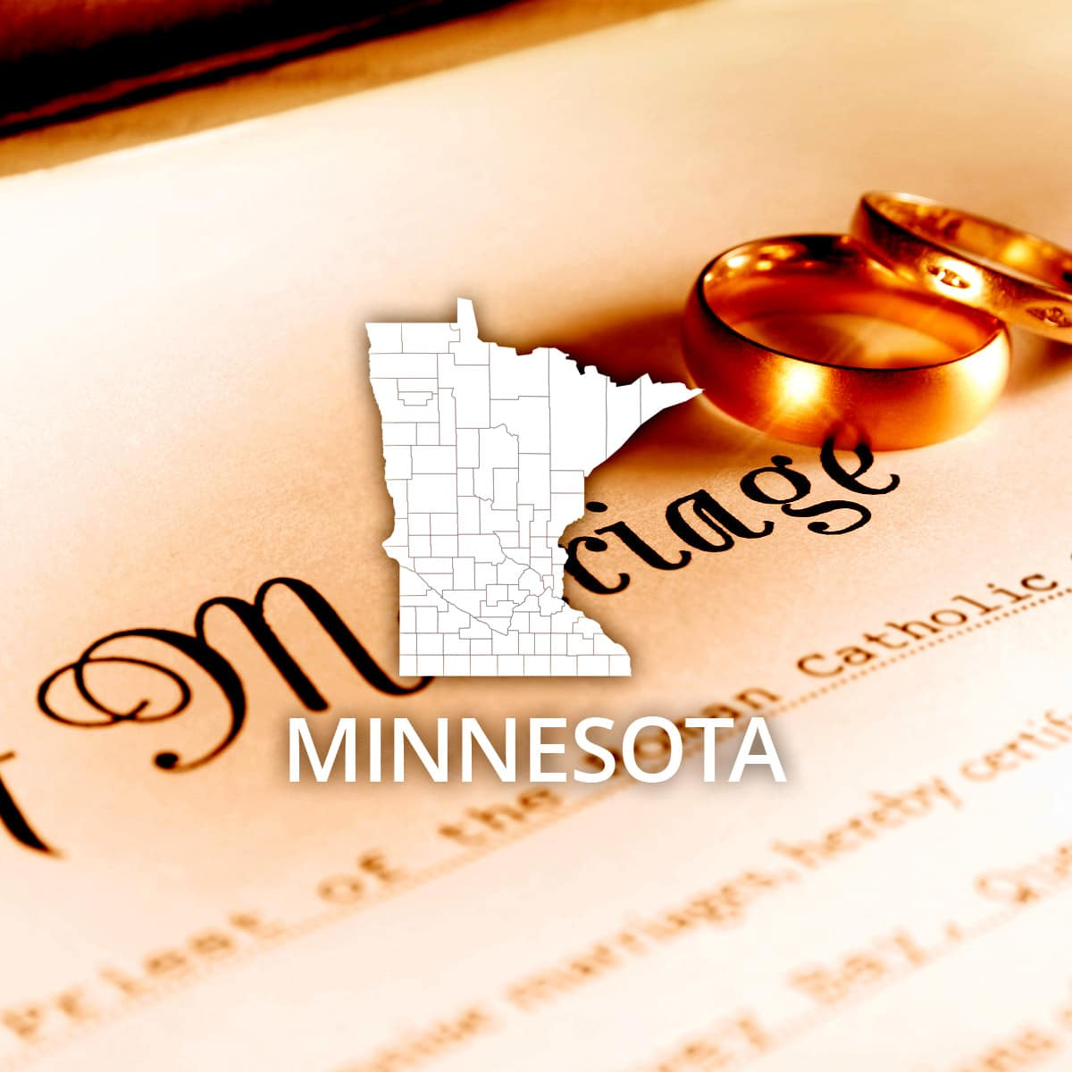 Where to Obtain a Minnesota Marriage Certificate