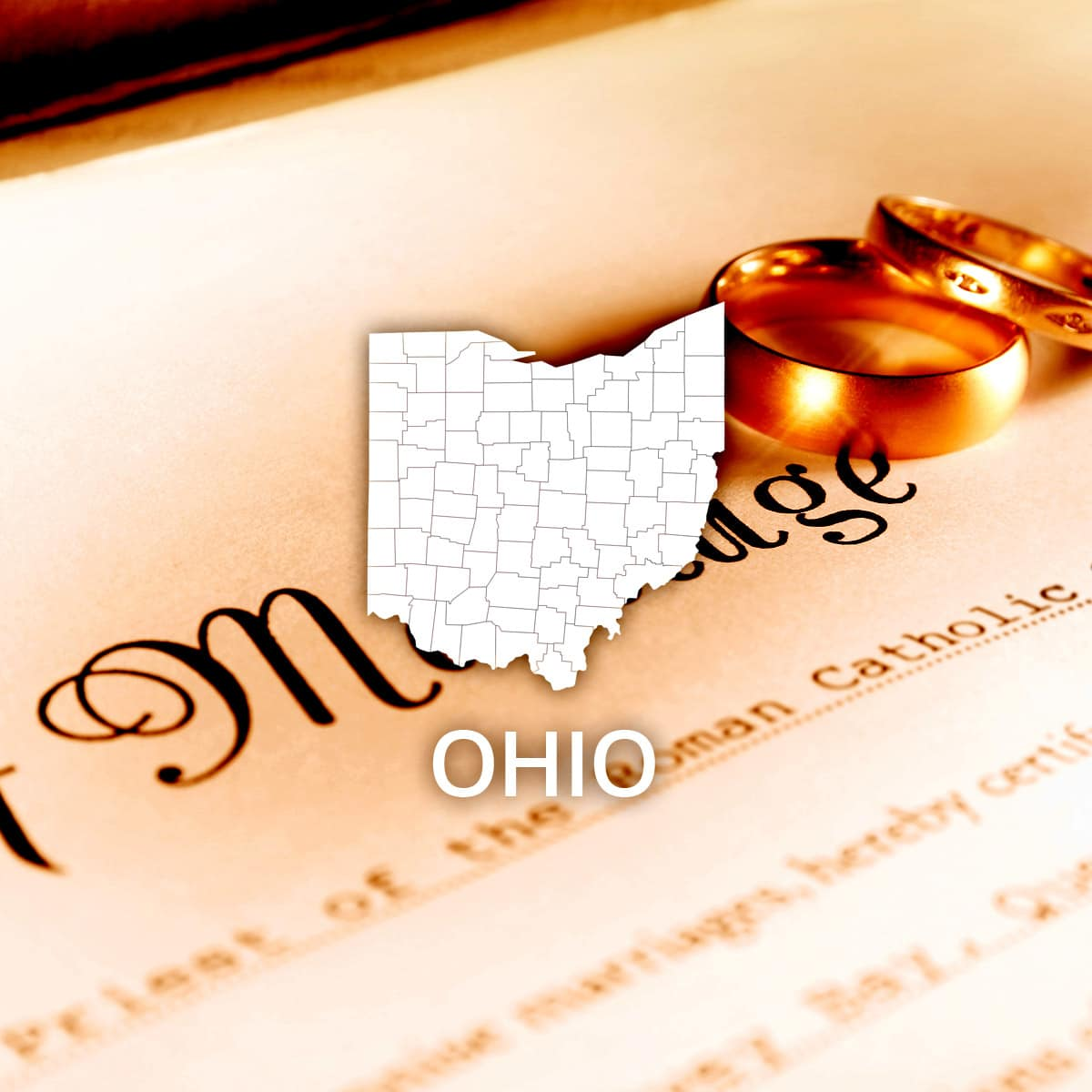 Where To Obtain An Ohio Marriage Certificate