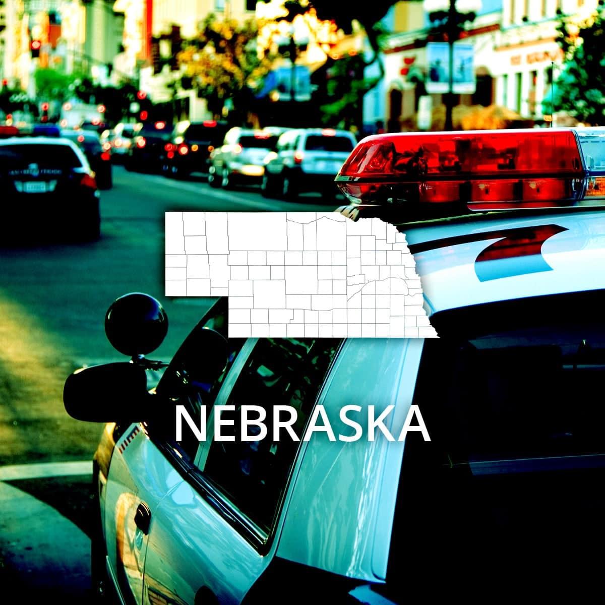 Nebraska Police Records Search & Police Departments Online