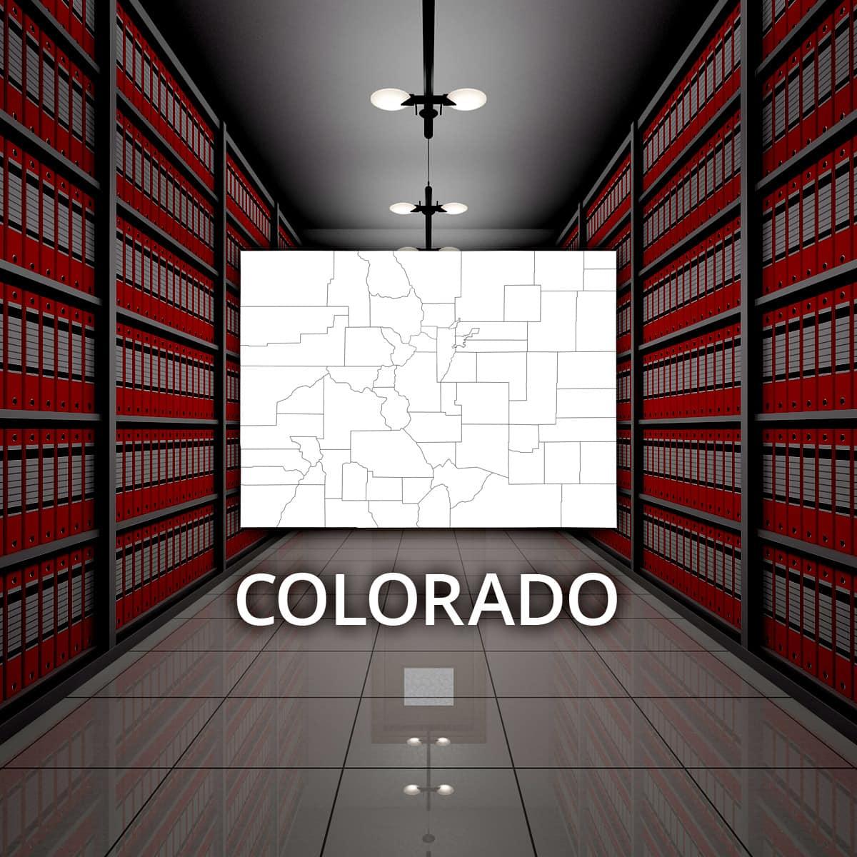 Colorado Public Records