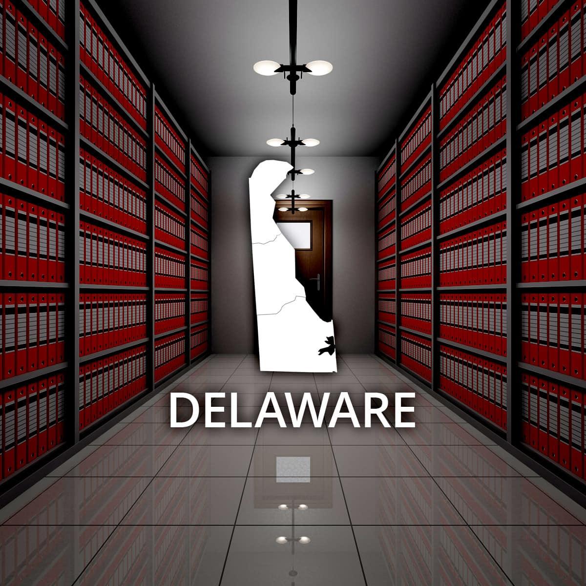 Delaware Public Records