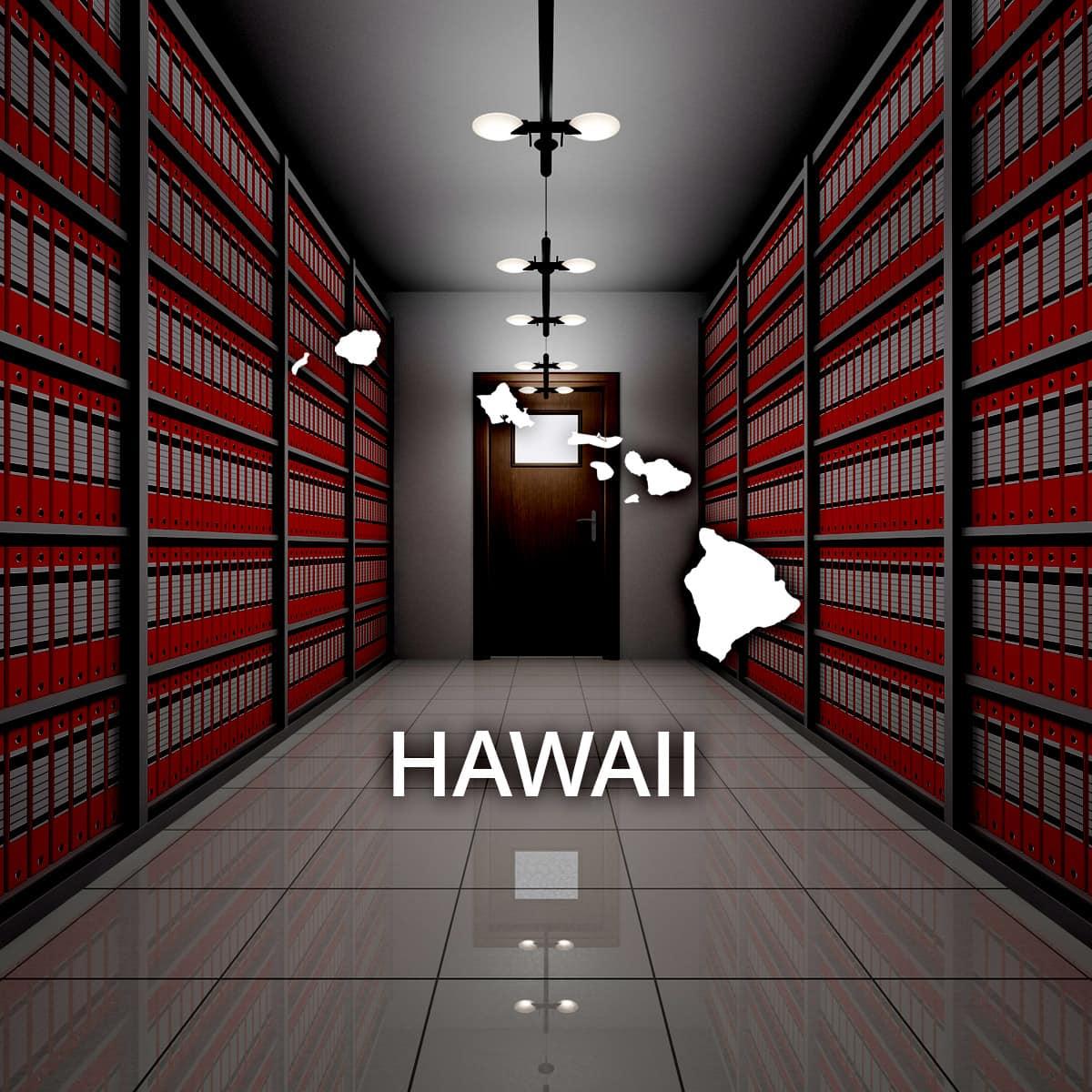 Hawaii Public Records