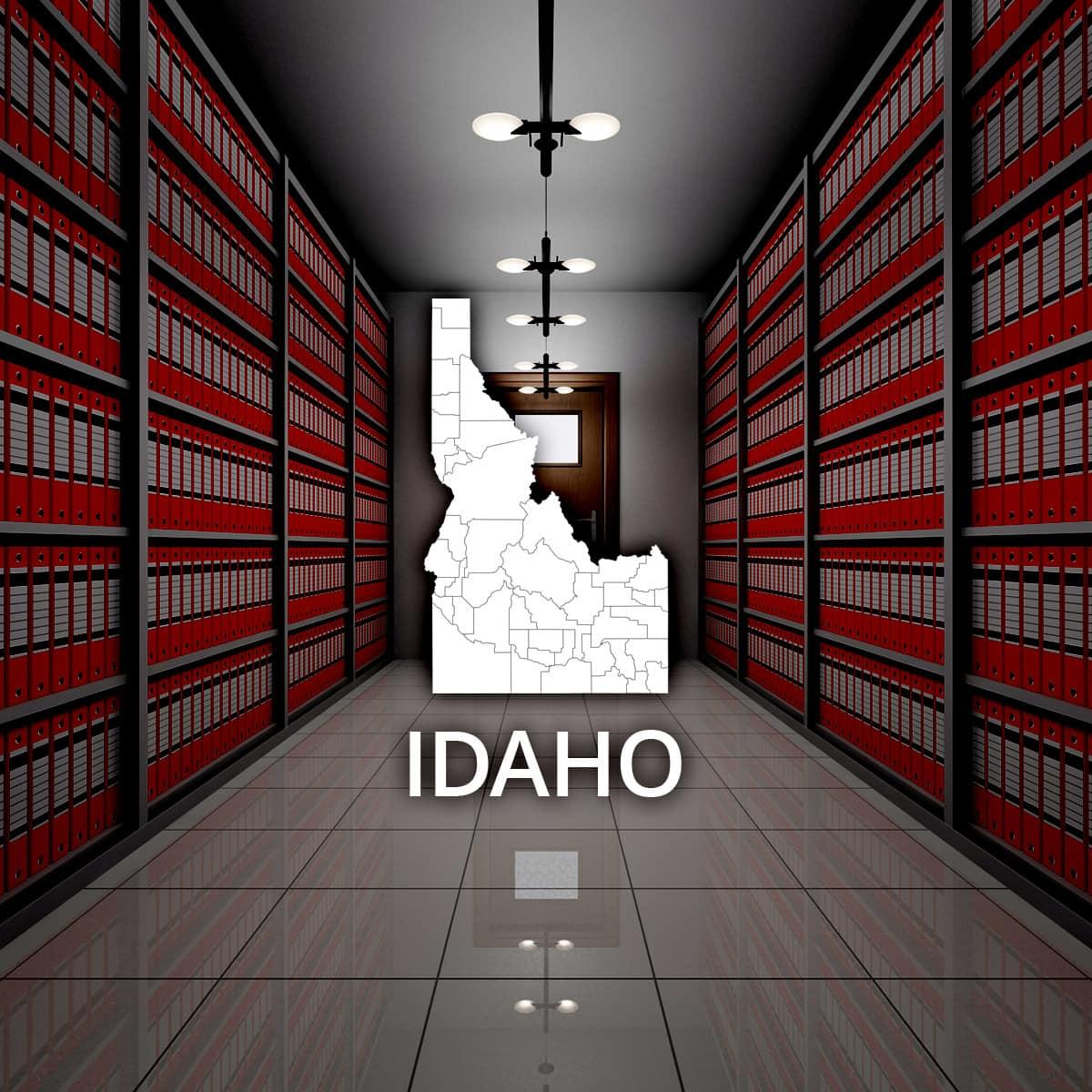 Idaho Public Records