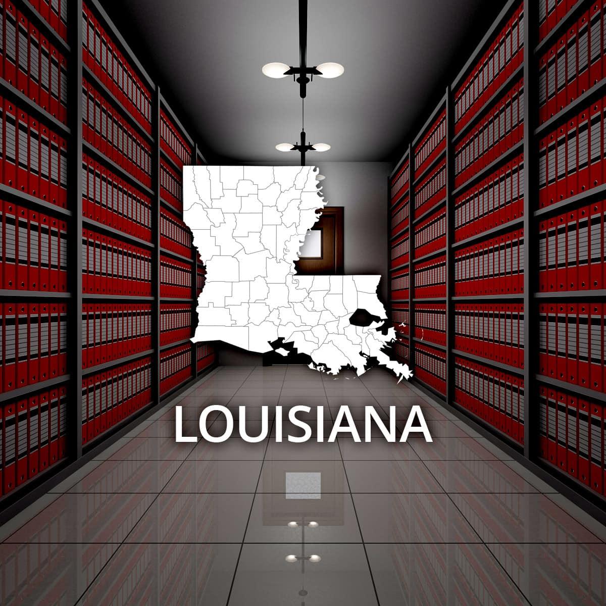 Louisiana Public Records