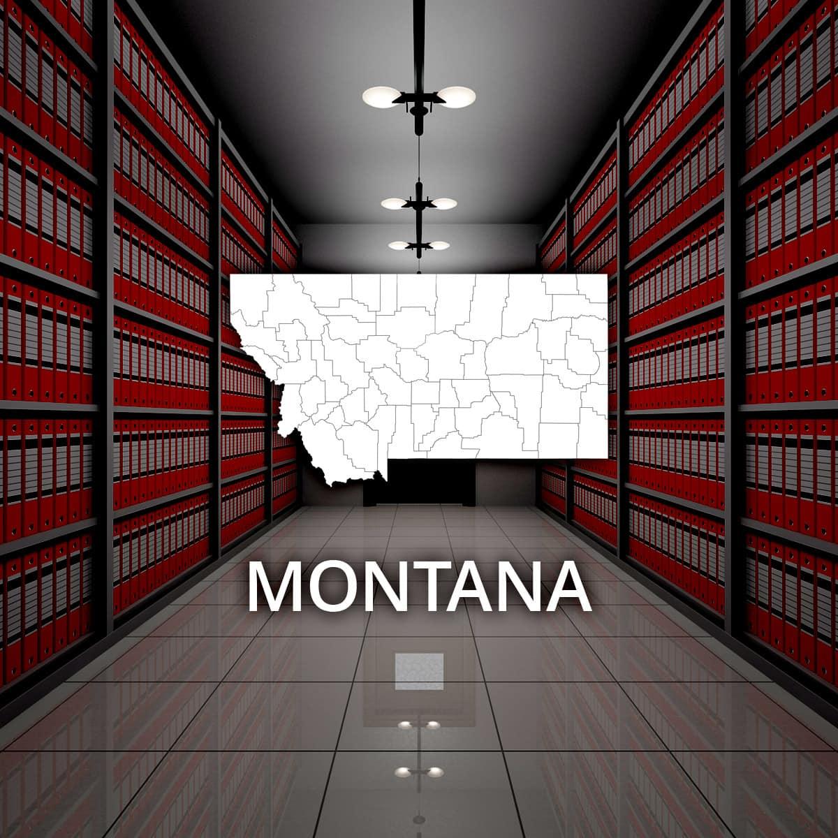 Montana Public Records