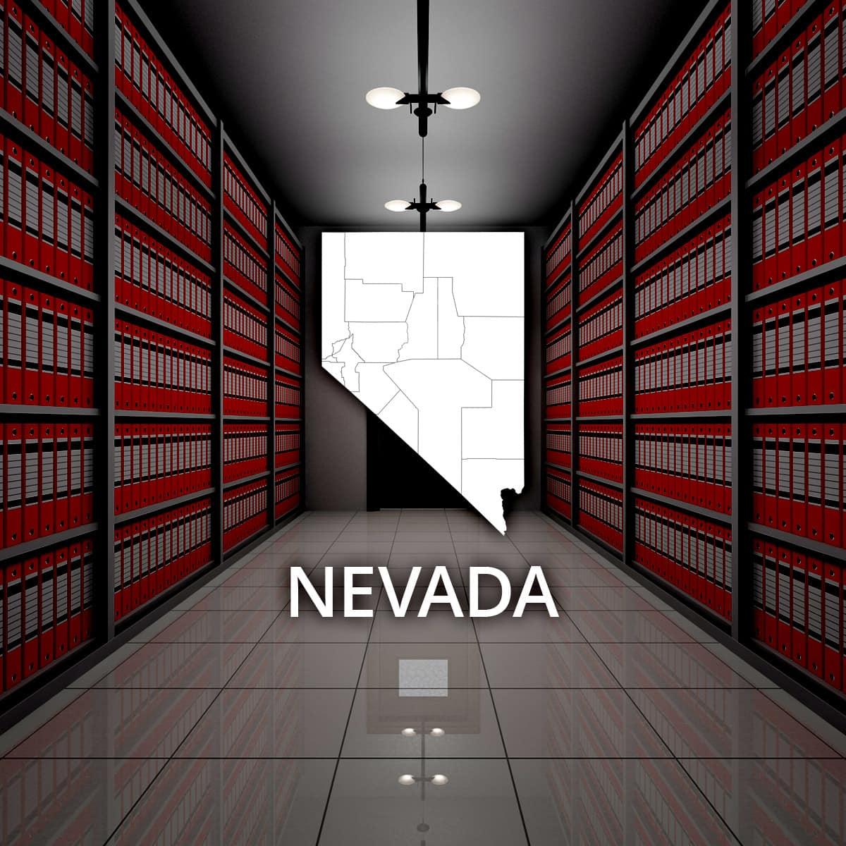 Nevada Public Records