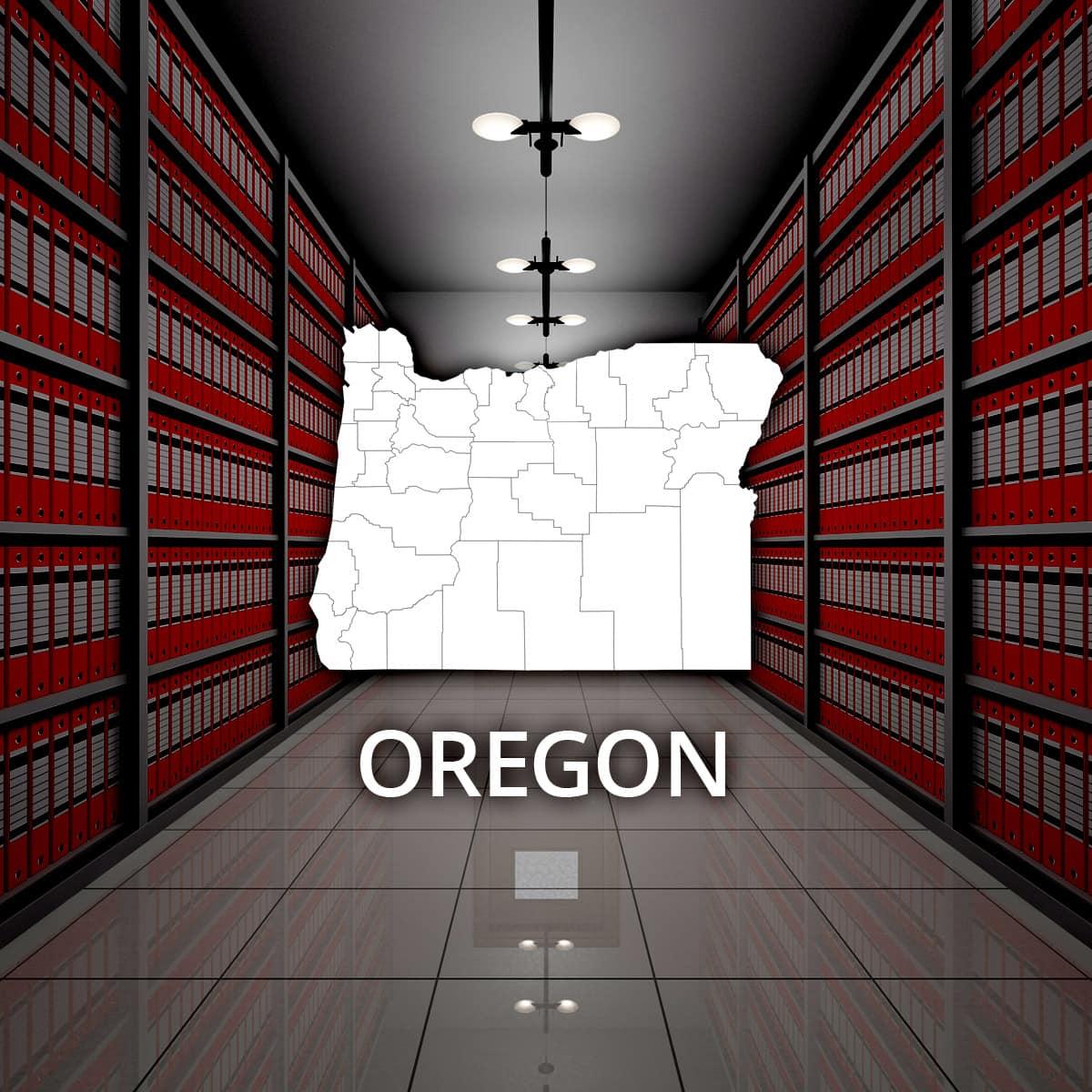 Oregon Public Records