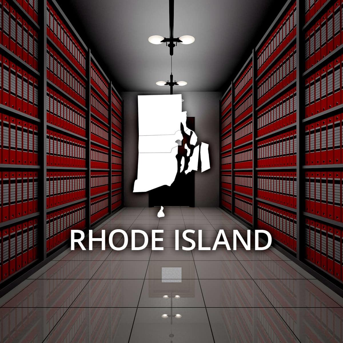 Rhode Island Public Records