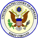 First Circuit Court of Appeals Seal