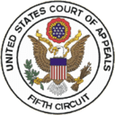 Fifth Circuit Court of Appeals Seal