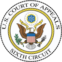 Sixth Circuit Court of Appeals Seal