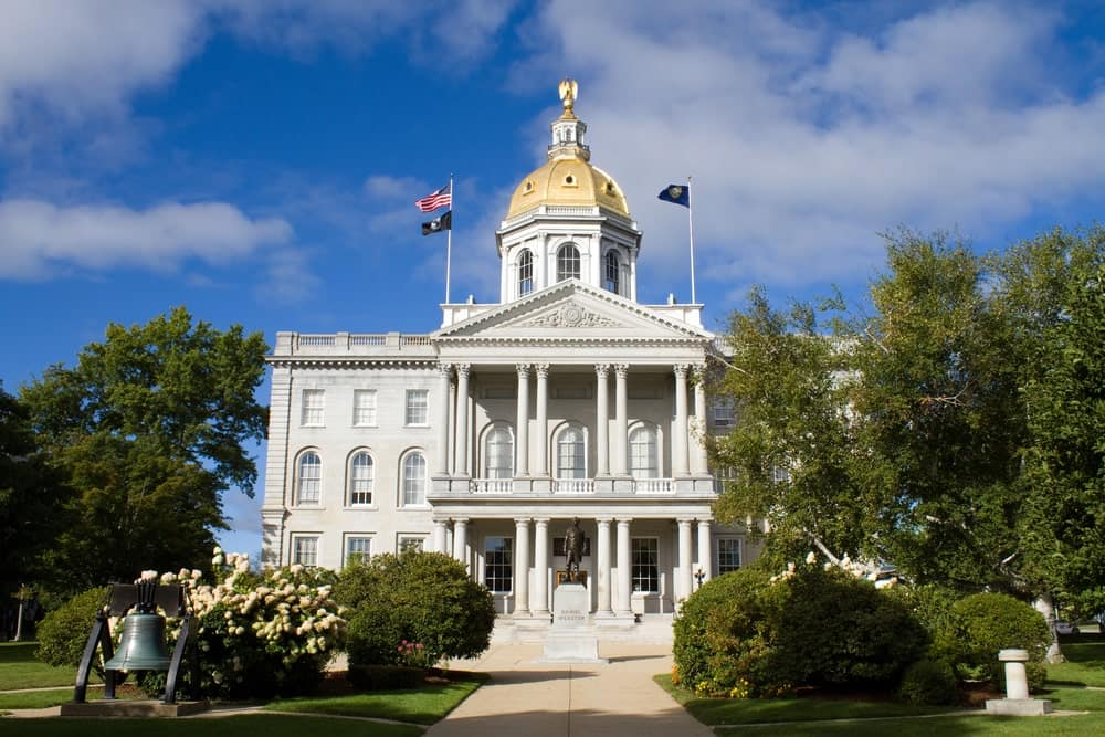 New Hampshire criminal records online